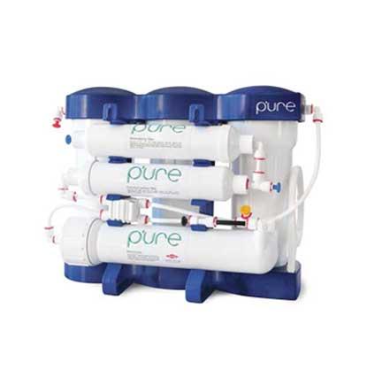 Atvirkštinio osmoso sistemos. Atbulinio osmoso sistemos, atvirkštinės osmozės sistemos. Atvirkštinio osmoso sistemos: geležies, mangano, magnio, chloro, kalcio, nitratų ir nitritų, naftos produktų, aromatinių angliavandenių, radioaktyvių ir sunkiųjų elementų bei kitų medžiagų ir įvairių bakterijų filtravimui. Atvirkštinio osmoso sistemos - INFES technologijos.