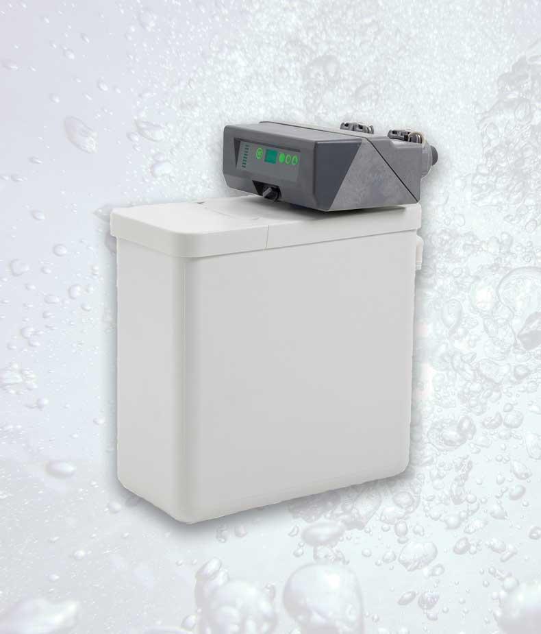 Minkštinimo filtras, vandens minkštinimo filtras. 7-ių regeneracijos ciklų, automatinis vandens minkštinimo filtras Riversoft 4, geriamo vandens minkštinimo filtras – INFES technologijos.