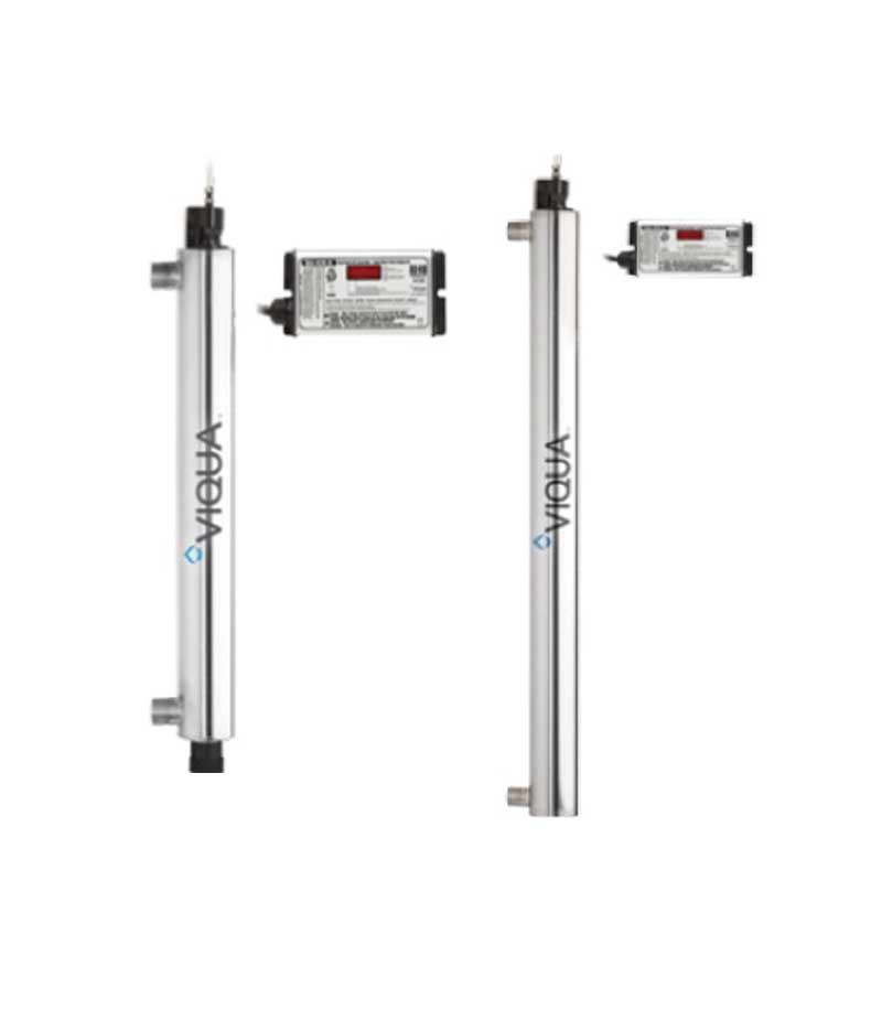 UV filtravimo lempa. UV vandens filtravimo lempa Viqua S8Q-PA/2, ultravioletinė vandens dezinfekavimo lempa. UV filtravimo lempa, ultravioletinė lempa, UV vandens dezinfekavimo lempa - INFES technologijos.