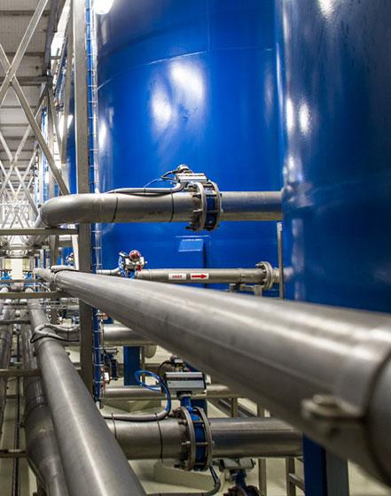 Ligoninėms, gydymo įstaigoms bei sanatorijos atliekame vandens tiekimo, valymo ir filtravimo įrenginių montavimo, rekonstravimo bei modernizavimo darbus - INFES technologijos.