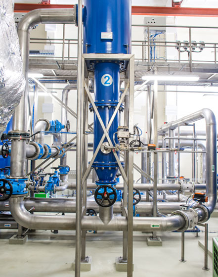 Vandens tiekimo, valymo ir filtravimo įrenginiai sporto klubams ir SPA centrams - INFES technologijos.