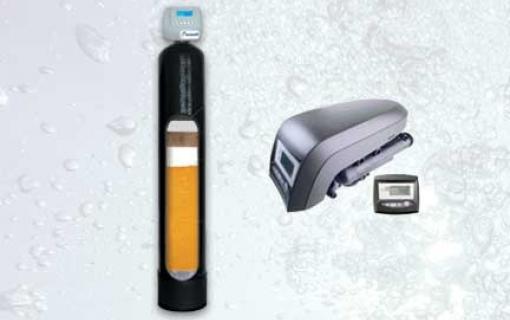 Automatinis HIMTA vandens valymo filtras - Autotrol Ex 10/44. HIMTA daugiafunkcinis vandens valymo filtras. Vandens minkštinimo, vandens nugeležinimo, mangano, amonio, organinių medžiagų šalinimo filtras Autotrol Ex 10/44.