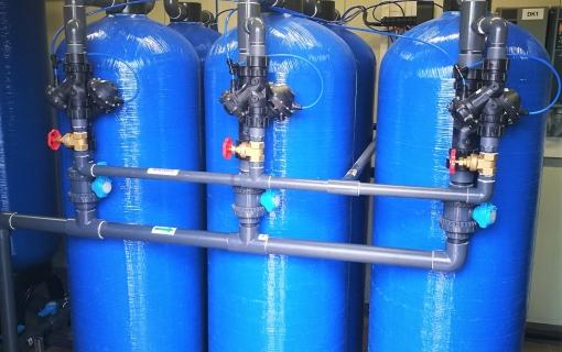 Vandentvarka, vandens tiekimo ir gerinimo sistemų infrastruktūros įrengimas – www.infestechnologijos.lt