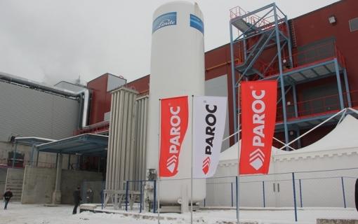 """Mūsų vandentvarkos specialistai UAB """"PAROC LIETUVA"""" įmonei įrengė vandens paruošimo sistemą, kurios našumas 15 m3/h. Įdiegti vandens minkštinimo ir mechaninio filtravimo sprendimai."""