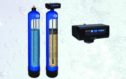 Automatinis geležies valymo filtras Riversoft IRA-13T*. Geležies valymo filtras su automatine regeneracija, savaime prasiplaunantis geležies valymo filtras - INFES technologijos.
